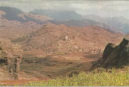 Jemen Yemen - The Town Of Harudah.Lahej Governorate - P.D.R.Y. - Jemen