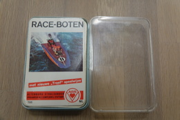 Speelkaarten - Kwartet, Race - Boten (speedboot) , Quartett 7535, ASS, *** - - Kartenspiele (traditionell)