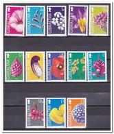 Gibraltar 2004, Postfris MNH, Flowers ( See Scans 2 Stamps With Damage ) - Gibraltar