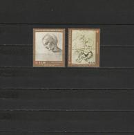 Maltese Order 2008 Paintings Leonardo Da Vinci Set Of 2 MNH - Religie