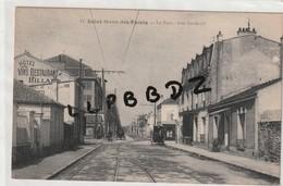 CPA - 94 - SAINT MAUR DES FOSSES - Le Parc - Rue Garibaldi - Attelages - Saint Maur Des Fosses