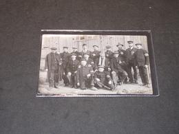 HOLZMINDEN AOUT 1916 - PRISONNIERS DE LA BARAQUE 32A - LISTE DES NOMS AU DOS - War, Military