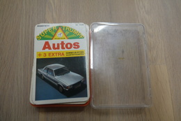 Speelkaarten - Kwartet, Autos , Piatnik-Wien Nr 4228, Vintage, *** - - Cartes à Jouer Classiques
