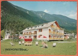 AUSTRIA - ÖSTERREICH - AUTRICHE - Alta Austria - Salzkammergut - Obertraun - Seehotel Wenk - Not Used - Austria