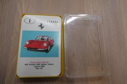 Speelkaarten - Kwartet, Auto, Jumbo, *** - Vintage - Kartenspiele (traditionell)
