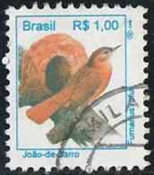 Brésil 1994 Yv. N°2206 - Furnarius Rufus - Oblitéré - Brazilië