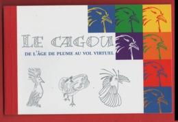 AB5 Nouvelle-Calédonie Carnet Cagou C903 - Booklets