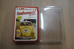 Speelkaarten - Kwartet, Straẞenwacht Wegenwacht, Nr 52822, FX Schmid , *** - - Kartenspiele (traditionell)