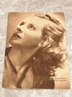 RUBI DALMA Foto Luxardo, Cartolina, No Circolata Del 1940, 50 - Actors