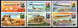 MADAGASCAR - 1976 - 75th Anniversary Of The Zeppelin - USATI - Madagascar (1960-...)