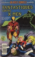 RECIT COMPLET MARVEL RCM T 20 BE LUG 11/1988 Fantastiques Contre X-Men (BI3) - Lug & Semic