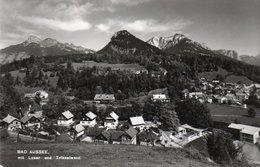 BAD AUSSEE-MIT LOSER UND TRISSELWAND-REAL PHOTO-1961 - Liezen