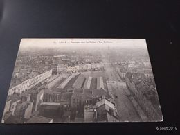 CPA (59) Lille. Panorama Vers Les Halles.Rue Solférino. (H.591). - Lille