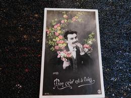 Mon Coeur Est à Vous, Photo Lenormand, 1907   (H8) - Illustrateurs & Photographes