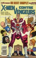 RECIT COMPLET MARVEL RCM T 18 BE LUG 05/1988 X-Men Contre Vengeurs (BI3) - Lug & Semic