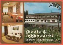 AUSTRIA - ÖSTERREICH - AUTRICHE - Tirolo - Haldensee - Gasthof Aggenstein - Not Used - Austria