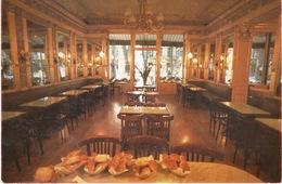 13- AIX EN PROVENCE - LE CAFE DES DEUX GARÇONS - VUE INTERIEURE- RARE - Aix En Provence