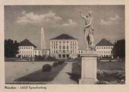 München - Schloss Nymphenburg - 1956 - Muenchen