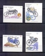 2615/2618 MOTO'S  ONGETAND   POSTFRIS** 1995 - Belgique
