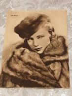 ISA POLA, Cartolina, No Circolata Del 1940, 50 - Attori