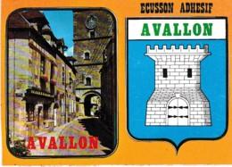 ECUSSON ADHESIF AVALLON REF 61989 - Avallon