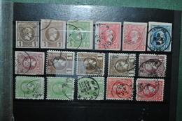 Grèce 1889 Oblitérés Etat Variable - Used Stamps