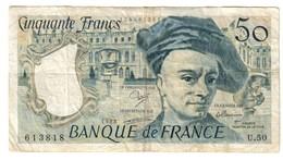 France 50 Francs 1988 - 1962-1997 ''Francs''