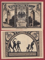 Allemagne 1 Notgeld 1 Mark Stadt Patschkau( TRES-RARE -POLOGNE -PACZKOWO-OCCUPATION ALLEMANDE) Dans L 'état N °5249 - Polonia