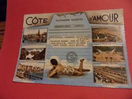 AZ3-LOT 12 CARTES POSTALES DIVERSES-VOIR SCANS - 5 - 99 Postkaarten
