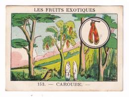 Image Années 1950 Casino Fruit Exotique Caroube Italie Espagne Algérie Caroubier Carob A31-9 - Other