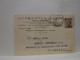 MONZA   -- GUFFANTI  & RATTI  -- LAVORAZIONE MECCANICA DEL LEGNO - Monza