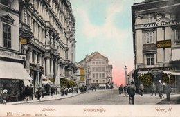 WIEN II  PRATERSTRASSE-LLOYDHOF-1900 - Wien Mitte