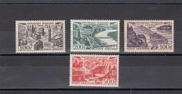 France - 1949 - N°YT PA 24**à 27** - Vues Stylisées De Grandes Villes - 1927-1959 Neufs