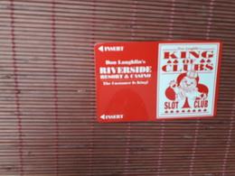 Casino Card  Riverside 2 Scans Rare - Casino Cards