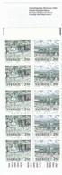 Schweden 1990 - Natur-Nationalparks, MH 147, MNH** - Booklets