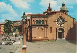 BOLOGNA - BASILICA DI SAN DOMENICO - AUTO D'EPOCA CARS VOITURES - NON VIAGGIATA - Bologna