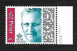 Belg. 2019 - COB N° 4829a ** - Effigie Royale Roi Philippe PRIOR (GOMME) - België