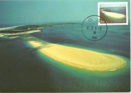 Carte Maximum - Taiwan - Formose - Penghu National Scenic Areas - Chipei Beach - Maximum Cards