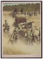 DT-Reich (006731) Propagandakarte, Es Geht Vorwärts, Ungebraucht - Briefe U. Dokumente