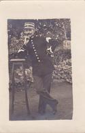 CARTE PHOTO 49 - CHOLET - Le Gendarme Jacquet ? - Cholet