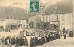 VARZY PLACE DU MARCHE - Autres Communes