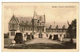 Elewijt - Zemst - Kasteel Steen-Elewijt - Uitg. Leopold Van Nerom - 2 Scans - Zemst