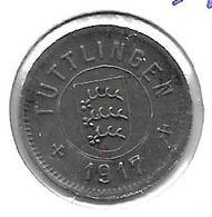 *notgeld TUTTLINGEN  5 Pfennig 1917 Fe  552.3 - [ 2] 1871-1918 : Empire Allemand