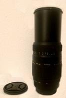 Téléobjectif  - Tamron AF 70-300mm F/4-5.6 Di LD Macro 1:2 Lens Pour Canon - Matériel & Accessoires