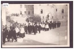 LAUSANNE - ASSERMENTATION DU GRAND CONSEIL 1921  - TB - VD Vaud
