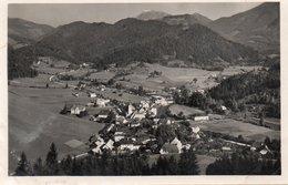 LUNZ GEGEN OETSCHER-REAL PHOTO-1939 - Lunz Am See