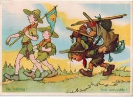 JAMBOREE 1947 - Padvinderij