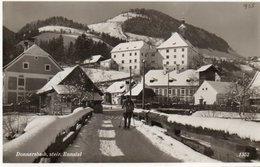 DONNERSBACH,STEIER. ENNSTAL-REAL PHOTO-1936 - Donnersbach (Tal)