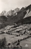 RAMSAU-DACHSTEIN-REAL PHOTO-1937 - Ramsau Am Dachstein