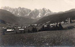 GOSAU-REAL PHOTO-1924 - Gmunden